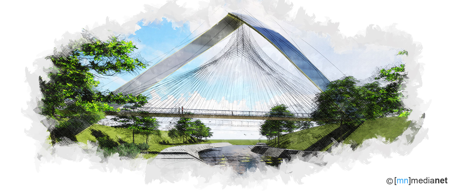 architect to design the bridge
